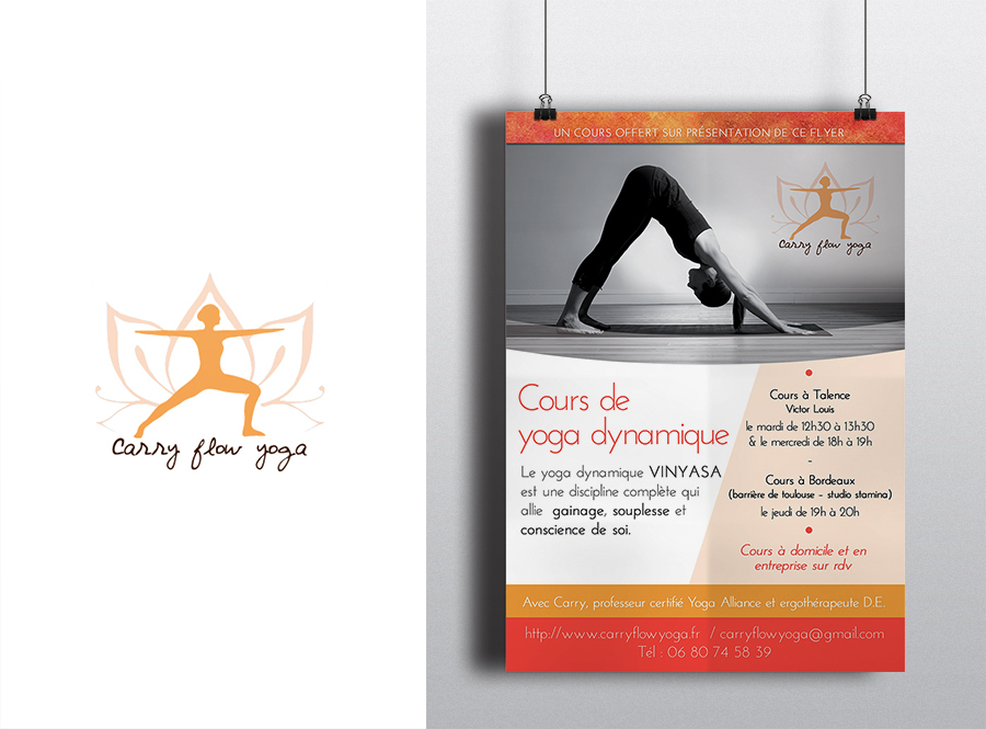 Carry Flow Yoga
